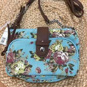 No Boundaries Crossbody Purse-NWT